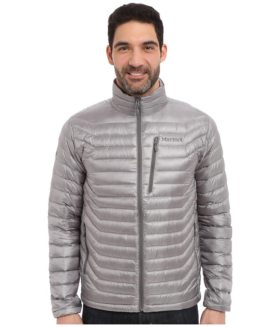 Marmot Quasar Jacket Steel Mens Coat