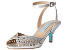 Blue by Betsey Johnson - Raven (Silver Fabric)
