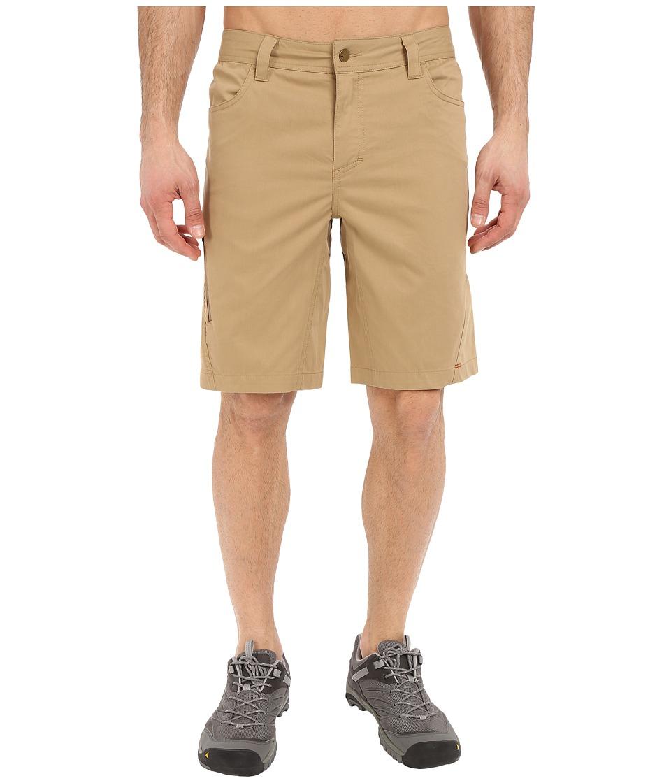 ToadampCo Boarding Pass Short Honey Brown Mens Shorts