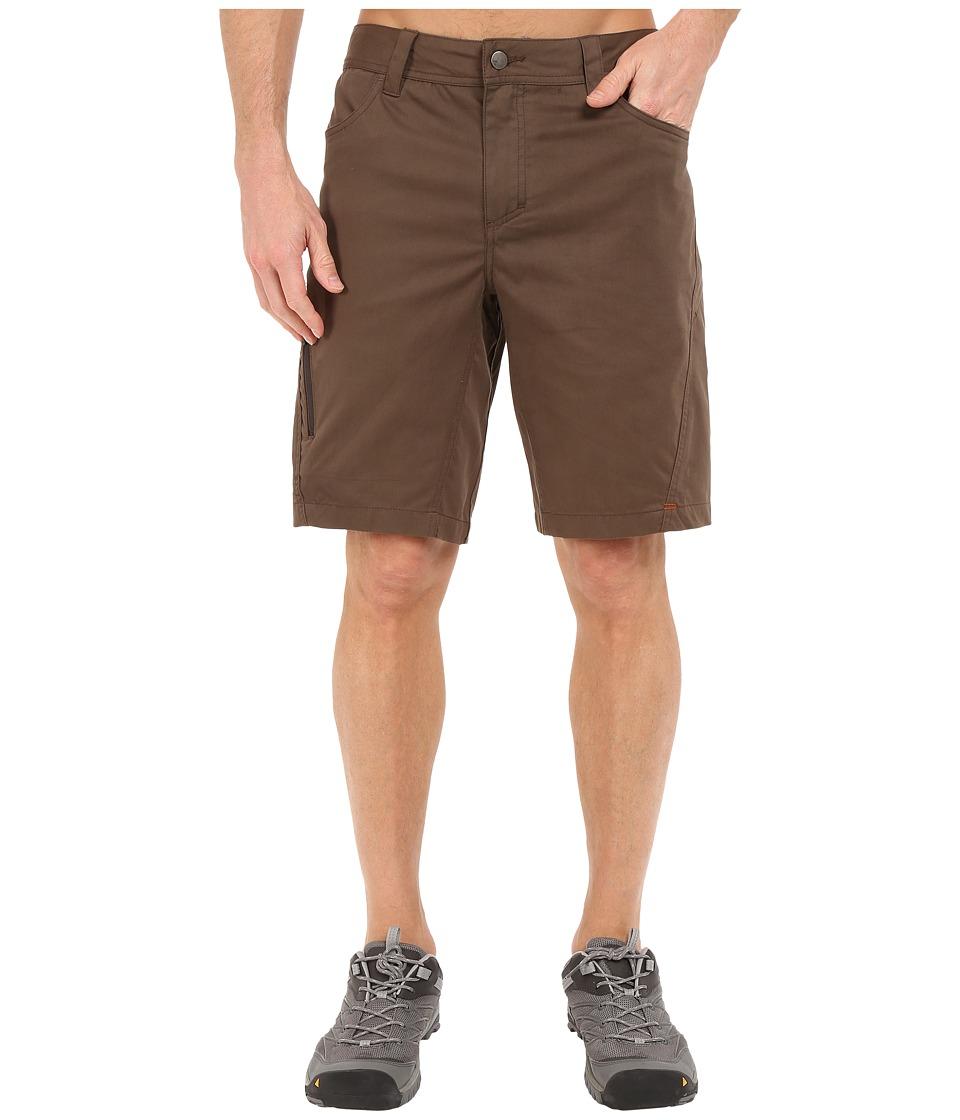 ToadampCo Boarding Pass Short Dark Roast Mens Shorts