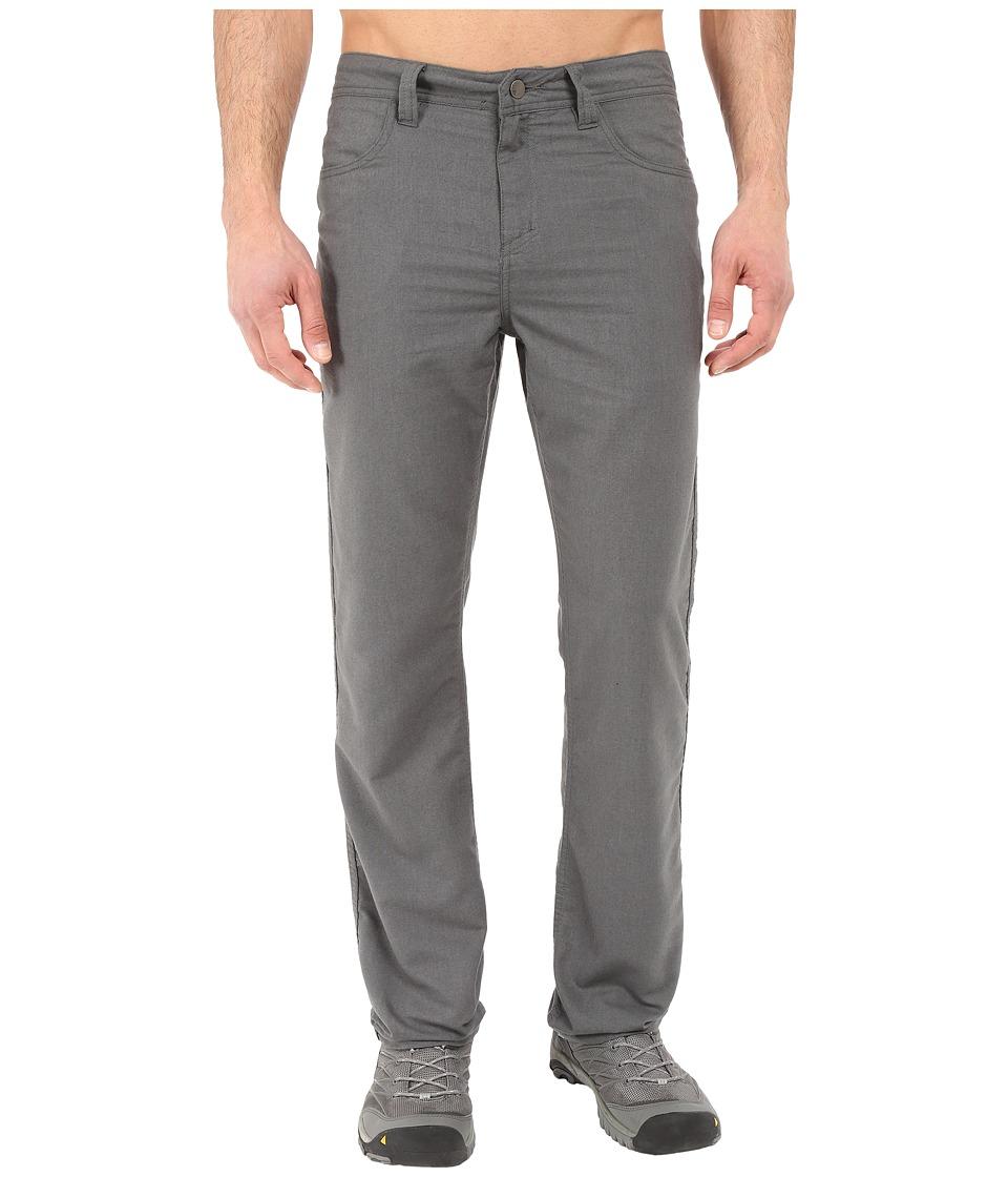 ToadampCo Kerouac Pants Dark Graphite Mens Casual Pants
