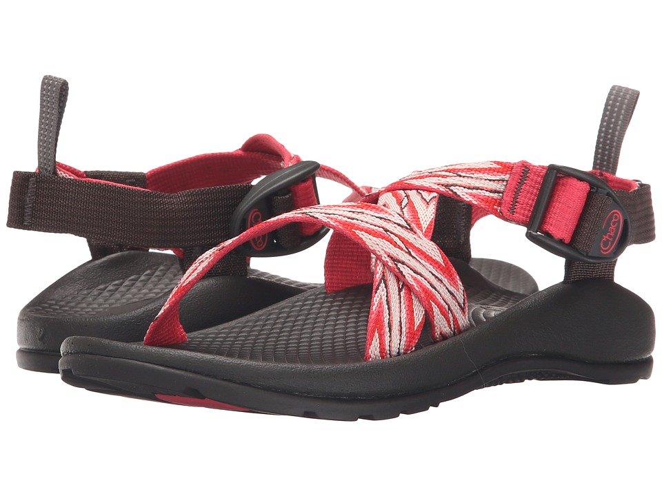 Chaco Kids Z/1 Ecotread Toddler/Little Kid/Big Kid Incan Rose Girls Shoes