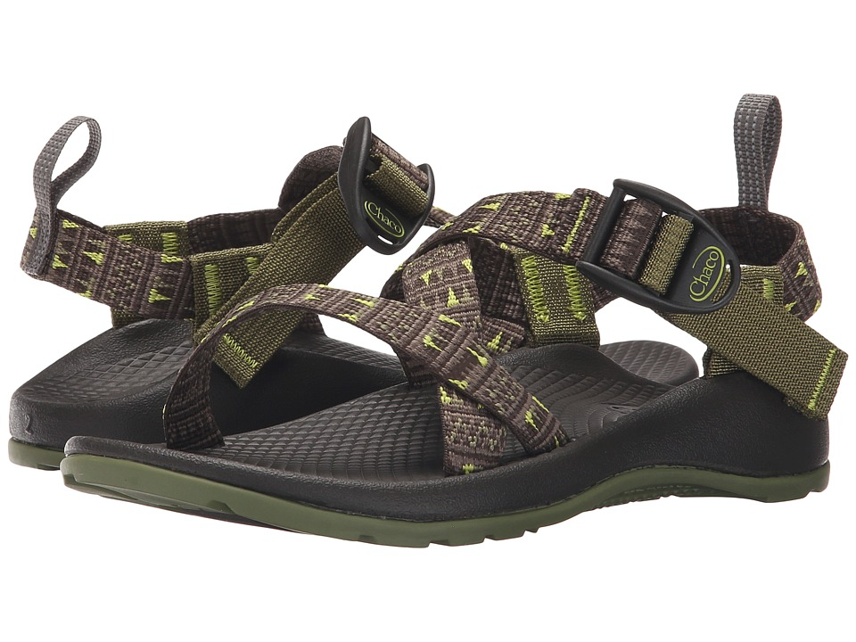 Chaco Kids Z/1 Ecotread Toddler/Little Kid/Big Kid Forest Points Boys Shoes