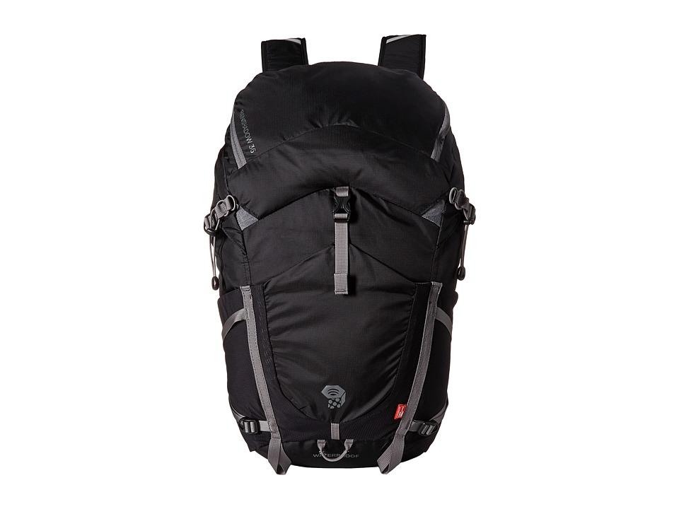 Mountain Hardwear - Rainshadowtm 36 OutDry(r) (Black) Backpack Bags