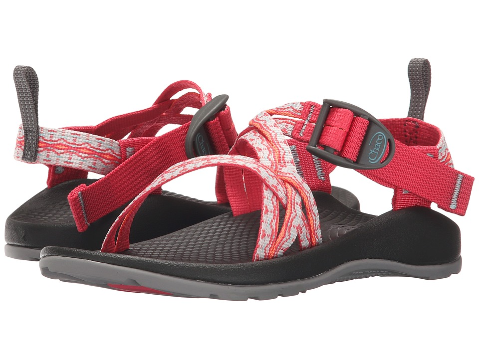 Chaco Kids ZX/1 Ecotread Toddler/Little Kid/Big Kid Chantilly Rouge Girls Shoes