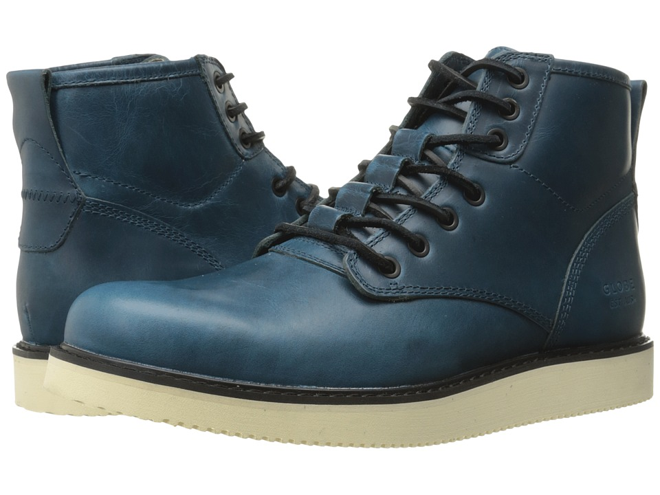 Globe Nomad Boot (Navy) Men's Boots