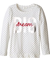 Pumpkin Patch Kids - Dance Academy Dream Big Graphic Top (Little Kids/Big Kids)