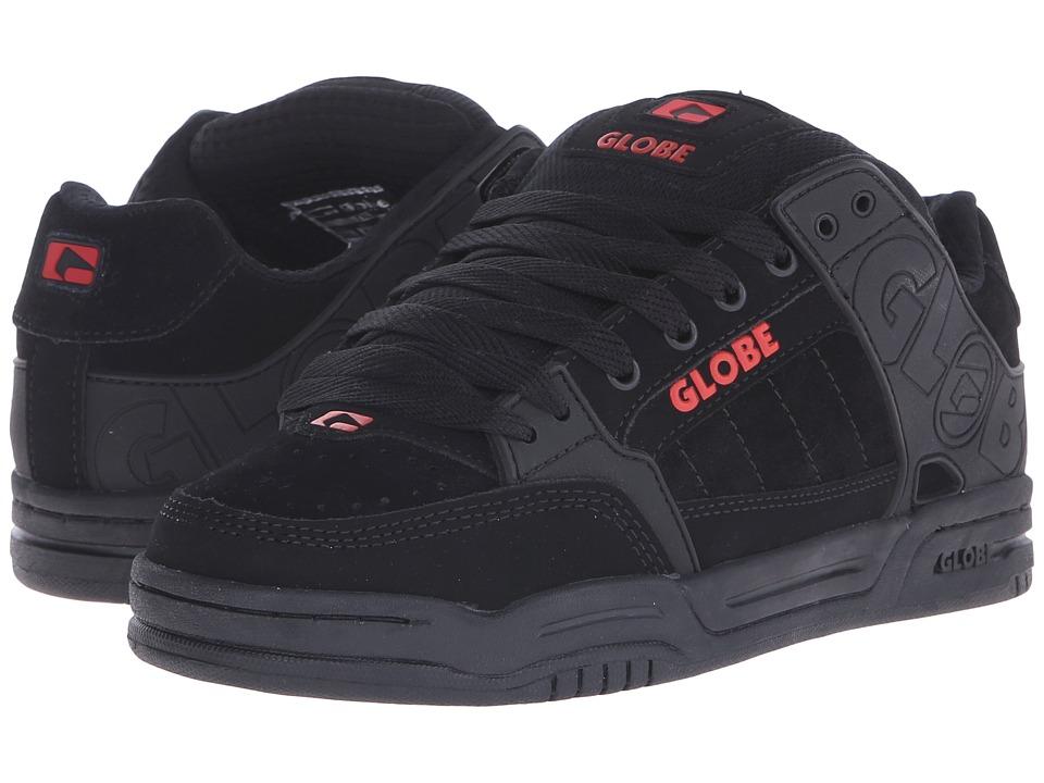 Globe - Tilt (Black/Red) Men
