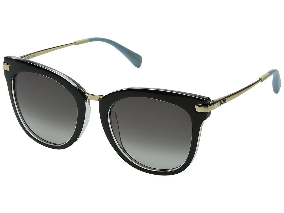 TOMS Adeline Black Fashion Sunglasses