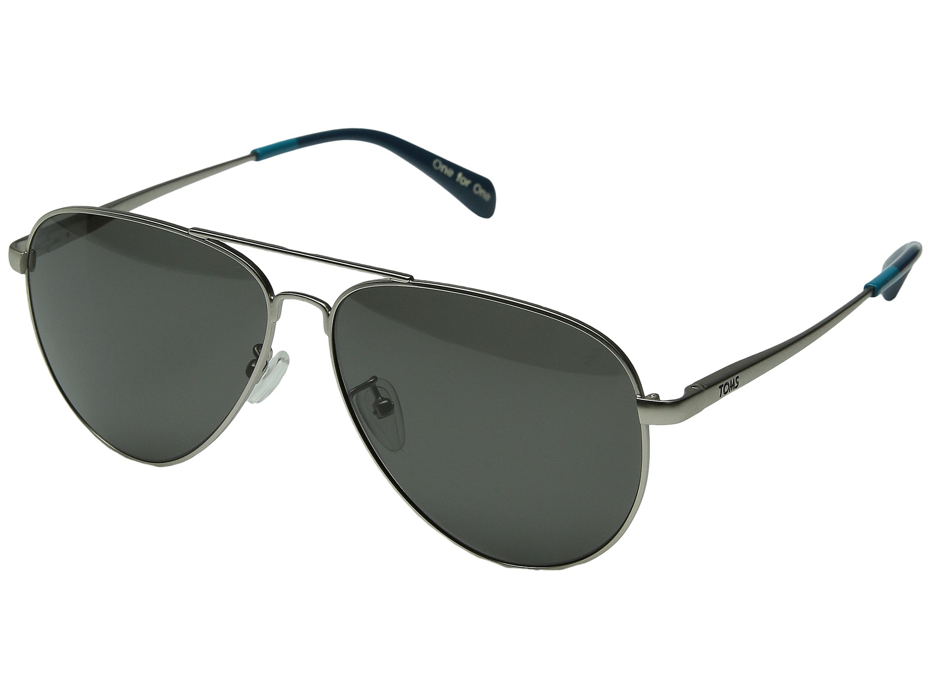 Toms Aviator Sunglasses  toms maverick 301 polarized zappos com free shipping both ways
