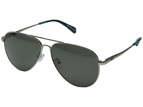 TOMS Maverick 301 Polarized - Satin Silver