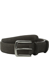 John Varvatos - 32mm Burnished Nubuck Belt