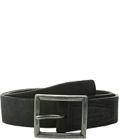John Varvatos - 35mm Full Weight Harness Leather Belt