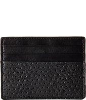 John Varvatos - Perforated Slim Card Case