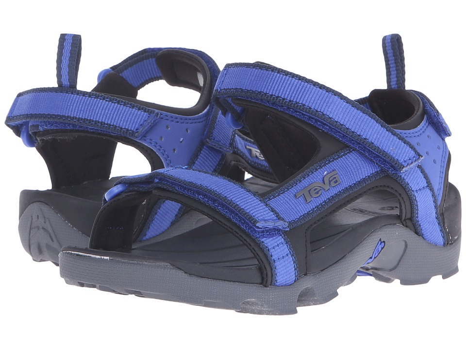 Teva Kids - Tanza (Little Kid/Big Kid) (Blue/Grey) Boys Shoes