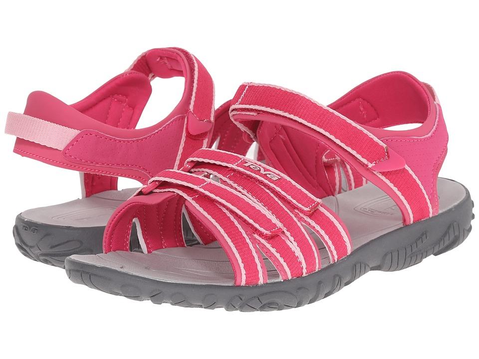 Teva Kids Tirra (Toddler/Little Kid/Big Kid) (Pink) Girls Shoes