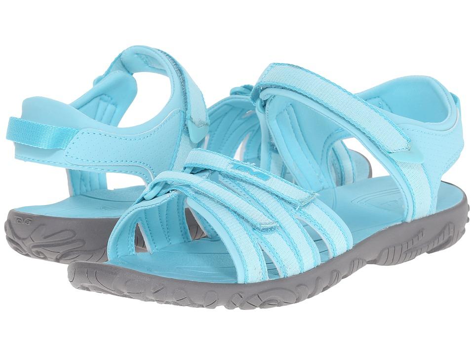 Teva Kids Tirra (Toddler/Little Kid/Big Kid) (Light Blue) Girls Shoes
