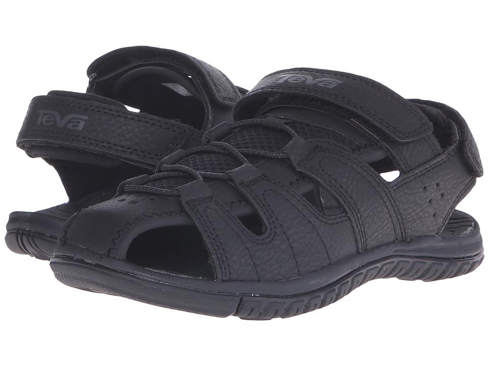 Teva Kids Bayfront Little Kid/Big Kid Black Boys Shoes