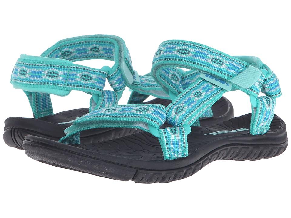 Teva Kids Hurricane 3 Little Kid/Big Kid Monterey Florida Keys Girls Shoes