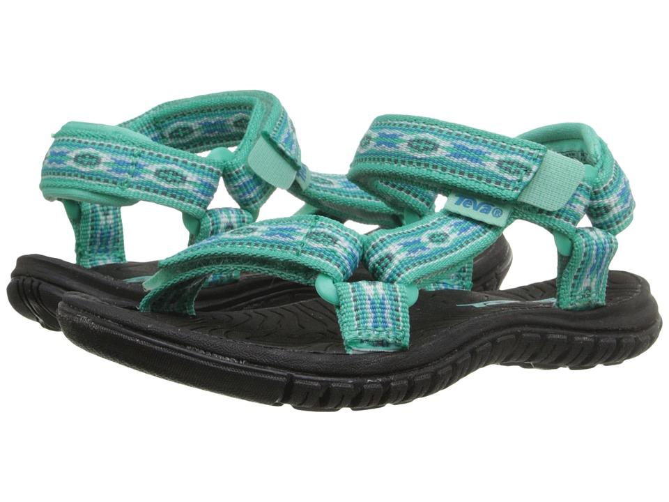 Teva Kids Hurricane 3 Toddler Monterey Florida Keys Girls Shoes