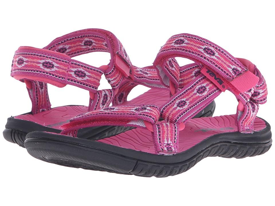 Teva Kids Hurricane 3 Little Kid/Big Kid Monterey Raspberry Girls Shoes