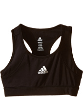 adidas Kids - Key Hole Solid Bra (Big Kids)