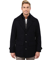 Nautica - Wool Twill Single Button Jacket