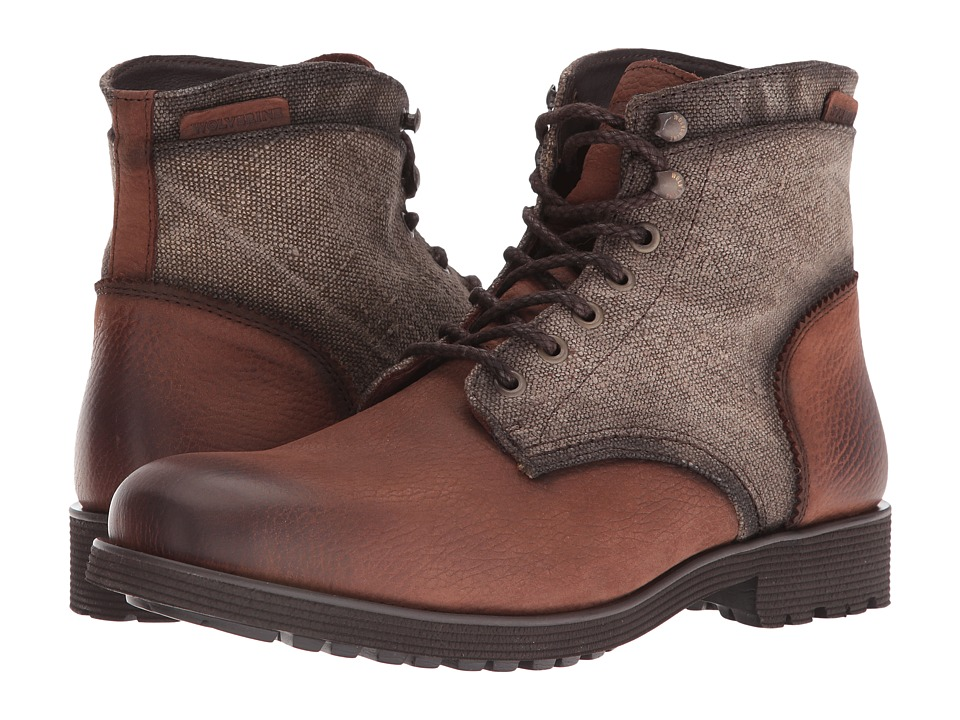 Wolverine Clarence 6 Brown Multi Leather Mens Work Boots