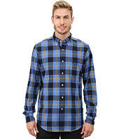 Nautica - Long Sleeve Oxford Medium Plaid