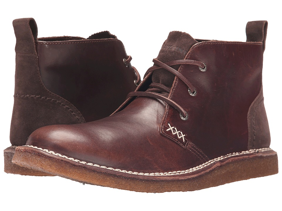 Wolverine Lionel (Brown Leather) Men