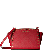 MICHAEL Michael Kors - Selma Stud Medium Messenger