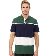 Nautica - Short Sleeve CVC Engineered Stripe