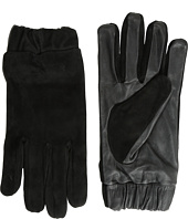 Scotch & Soda - Glove in Suede and Leather Quality