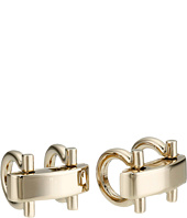 Salvatore Ferragamo - Folding Gancini Cufflinks