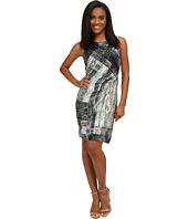NIC+ZOE - Petite Lush Lapis Dress