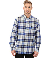 Nautica - Long Sleeve Brush Twilight Large Plaid