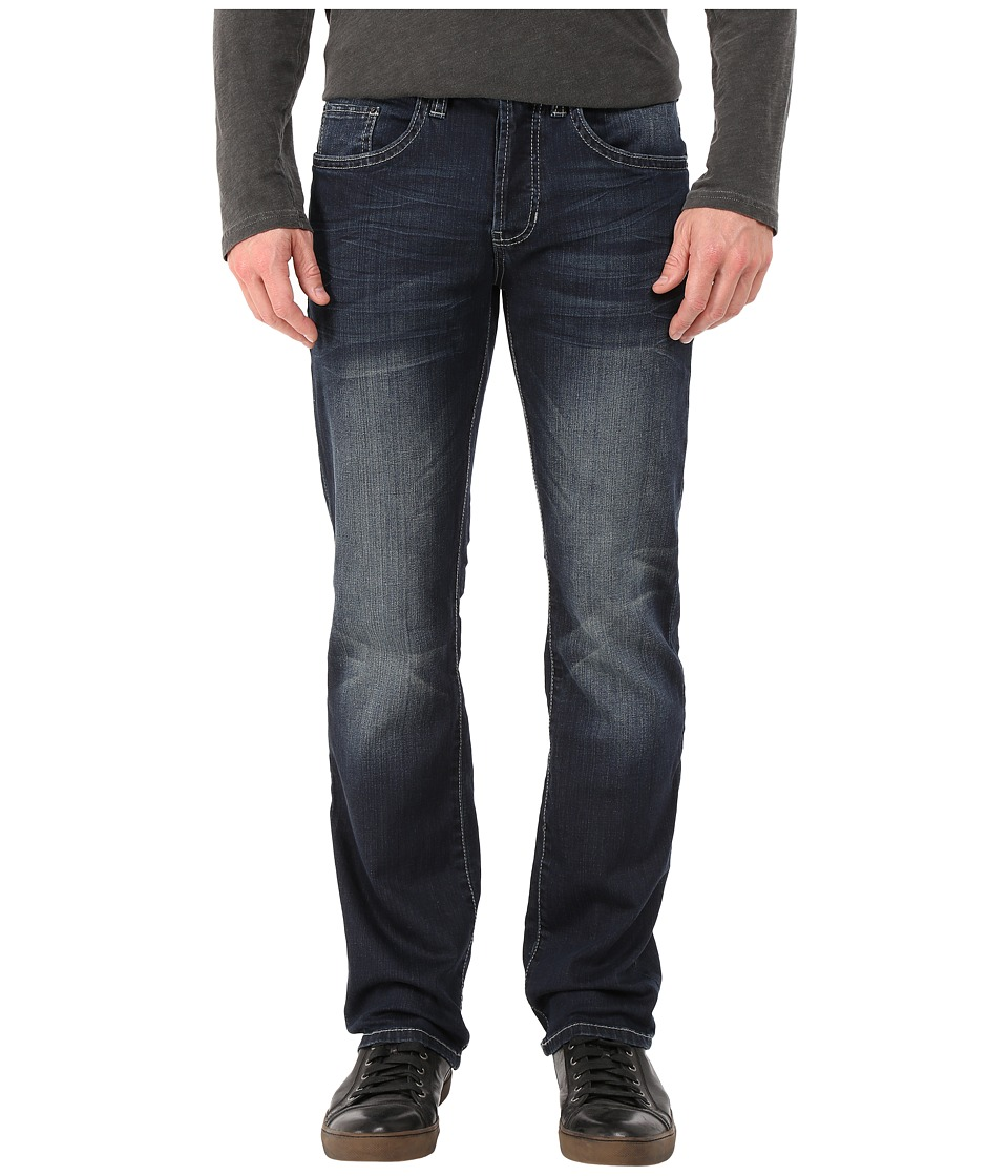 Buffalo David Bitton King Slim Bootcut Jeans Morelia in Sanded and Rusty Sanded/Rusty Mens Jeans