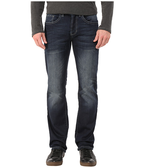 Buffalo David Bitton King Slim Bootcut Jeans Morelia in Sanded and Rusty