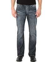 Buffalo David Bitton - King Slim Bootcut Jeans Ventura in Distress Wash