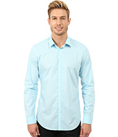 Calvin Klein - Cool Tech Micro Check Poplin Woven Shirt