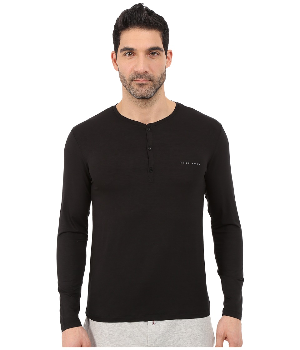 BOSS Hugo Boss - Sea Cell Henley (Black) Men