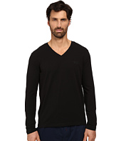 BOSS Hugo Boss - Long Sleeve Mix and Match V-Neck Cotton Stretch
