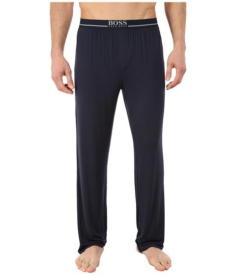 BOSS Hugo Boss Modal Long Pants - Navy