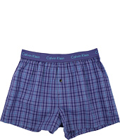 Calvin Klein Underwear - Matrix Woven Slim Fit Boxer U1513