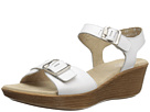Munro American Marci (White Leather)