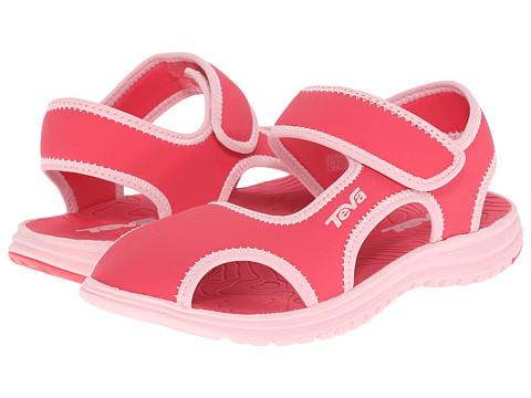 Teva Kids Tidepool CT (Little Kid) - Paradise Pink/Almond Blossom