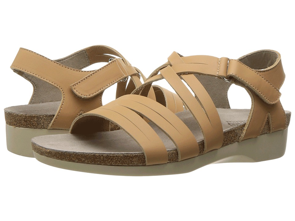MUNRO Kaya (Camel Leather) Women's Sandals