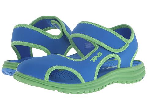 Teva Kids Tidepool CT (Little Kid) - Blue/Green
