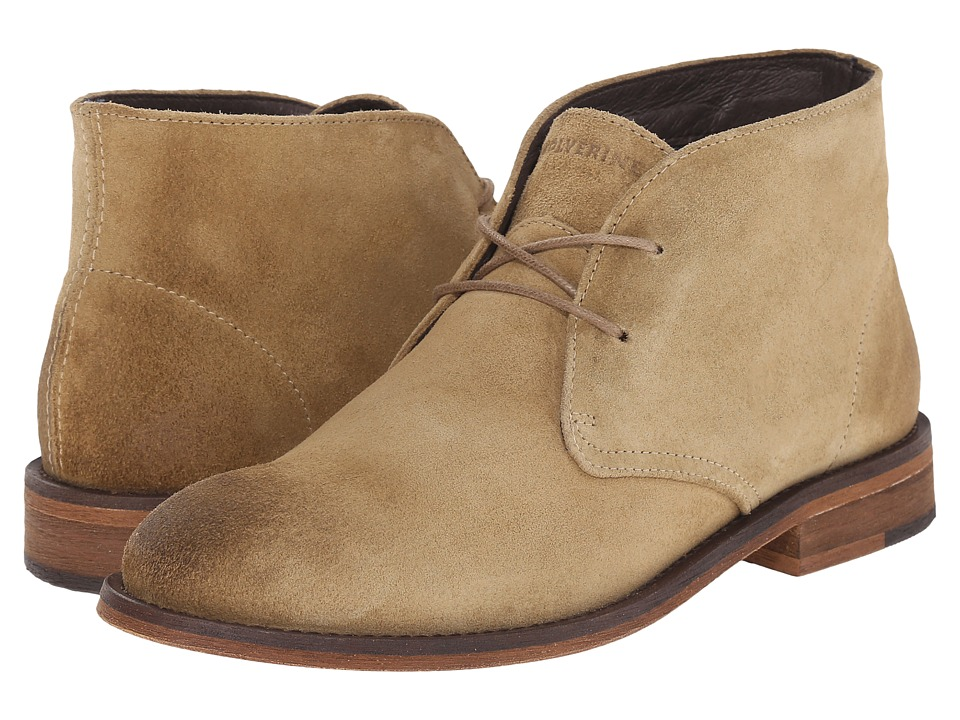 Wolverine Kay Olive Suede Womens Lace up Boots