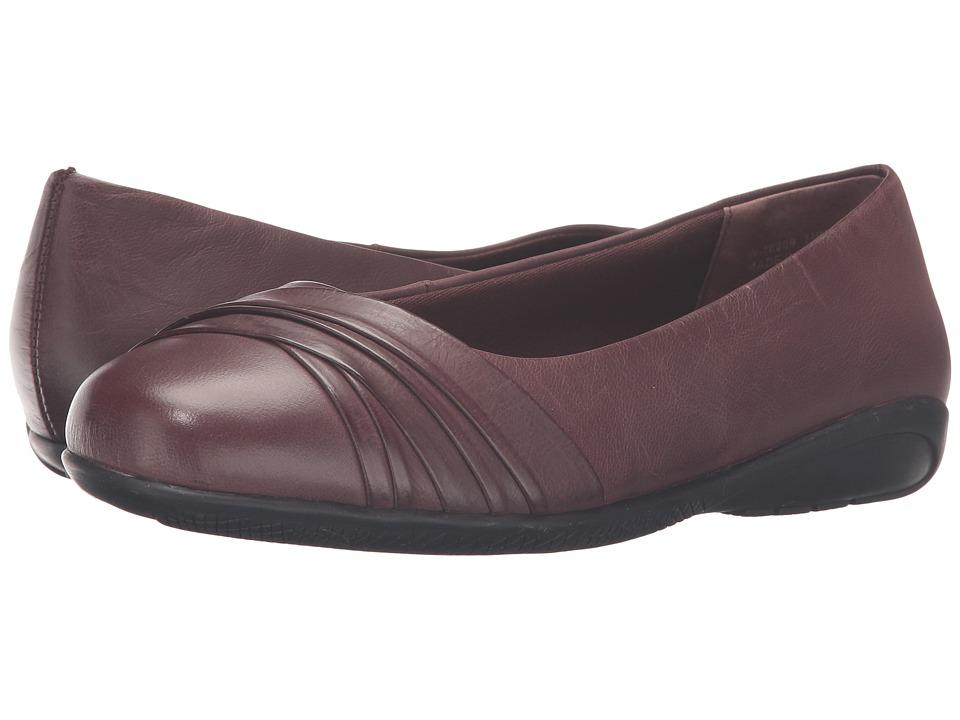 Walking Cradles - Flick (Tobacco Waxy Wash Leather) Women